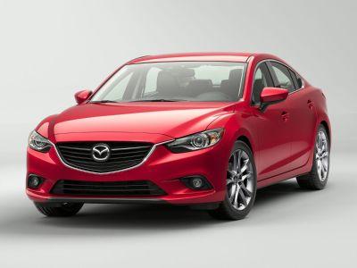 2015 Mazda Mazda6 i Touring (Liquid Silver Metallic)