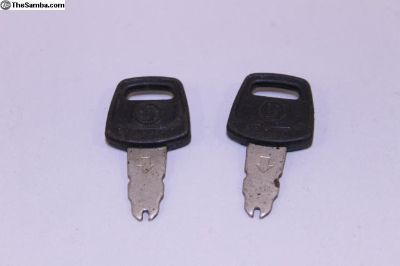 Hirschmann Antenna Keys