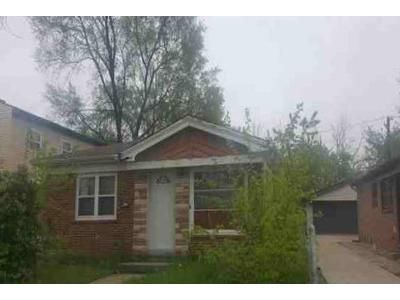 3 Bed 1 Bath Foreclosure Property in Harvey, IL 60426 - E 155th Ct