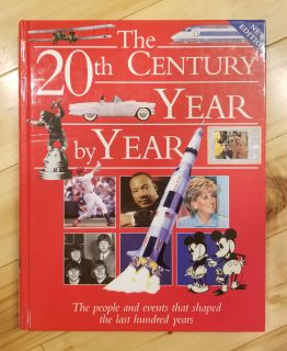 20th Century Year by Year Book