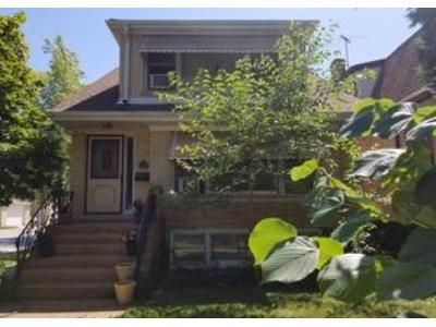 3 Bed 2 Bath Preforeclosure Property in Chicago, IL 60630 - N Parkside Ave