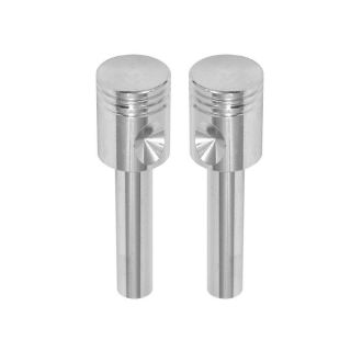 Buy 1979-2013 FORD MUSTANG DOOR LOCK PINS PISTON SHAPED motorcycle in Lawrenceville, Georgia, US, for US $14.95