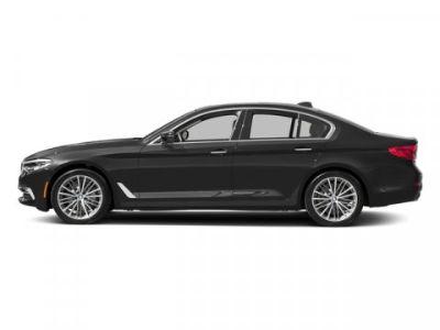 2018 BMW 5-Series 540i xDrive (Dark Graphite Metallic)