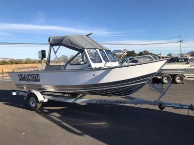 2018 Klamath 19 GTX Jon Boats Lakeport, CA
