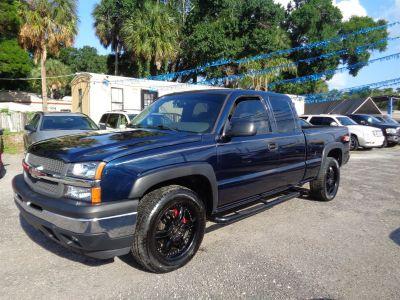 2005 Chevrolet Silverado 1500 Work Truck (Blue)