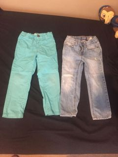 4T Old Navy Skinny Jean/Pant Lot