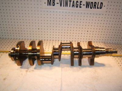 Purchase Porsche 1986 928S V8 Engine Standard OEM 1 Crankshaft, 928.108.8R, E1 94 380 5.0 motorcycle in Rocklin, California, United States, for US $1,389.00