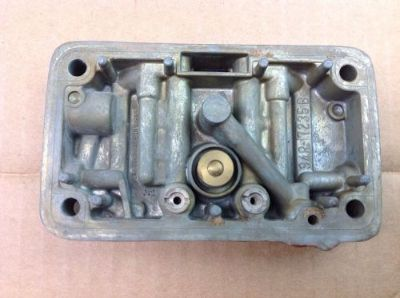 Sell Holley 4 Barrel Carburetor Secondary Metering Block 6739 6210 650 Double Pumper motorcycle in Albany, Oregon, United States, for US $15.00
