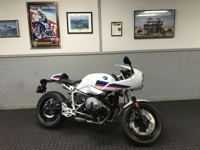 2017 BMW R nineT Racer Standard/Naked Motorcycles Chico, CA