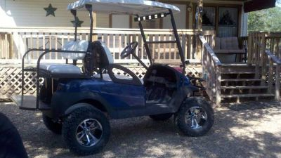 2010 Club Car Precident