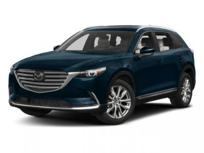 2017 Mazda CX-9 Grand Touring (Deep Crystal Blue Mica)