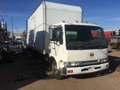 1995 UD Trucks UD 2300 BOX TRUCK