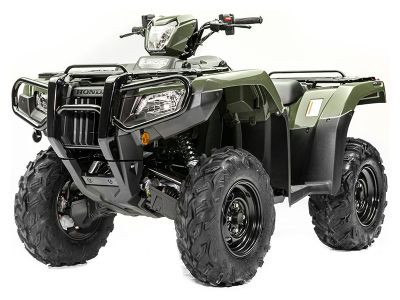 2020 Honda FourTrax Foreman Rubicon 4x4 Automatic DCT ATV Utility Asheville, NC