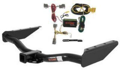 Purchase Curt Class 3 Trailer Hitch & Wiring for 94-98 Jeep Grand Cherokee motorcycle in Greenville, Wisconsin, US, for US $179.15