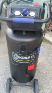 Kobalt 150 psi air compressor