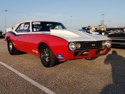 1967 Camaro with title