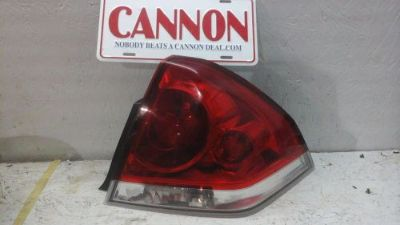 Find 06-13 CHEVROLET IMPALA PASSENGER SIDE TAIL LIGHT USED motorcycle in Calhoun City, Mississippi, United States, for US $35.00