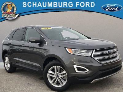 2017 Ford Edge SEL (gray)