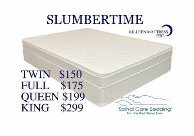 QUEEN MATTRESS SETS FOR $199