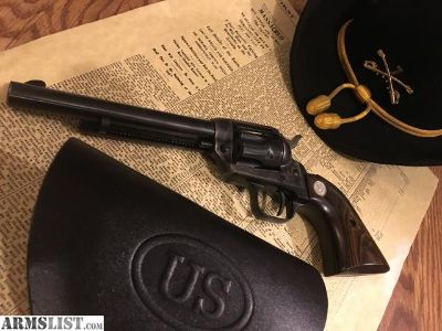 For Sale: Excellent 1973 Colt Peacemaker 22 SAA