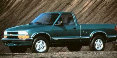 1998 Chevrolet S-10 Base (Onyx Black)