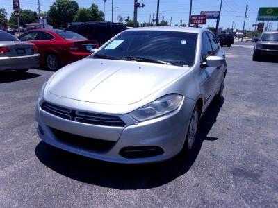 2013 Dodge Dart SE (Silver)