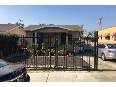 3 Bed 2 Bath Preforeclosure Property in Los Angeles, CA 90022 - Williamson Ave