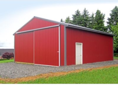 Barn for rent in Amherst, wi