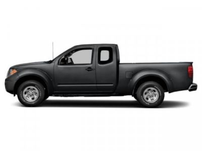 2019 Nissan Frontier XE (Magnetic Black Pearl)