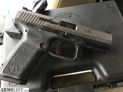 For Trade: Canik TP9SF Elite