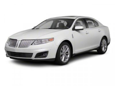 2012 Lincoln MKS EcoBoost (BLACK)