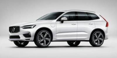 2019 Volvo XC60 T6 AWD R-Design (Bursting Blue Metallic)