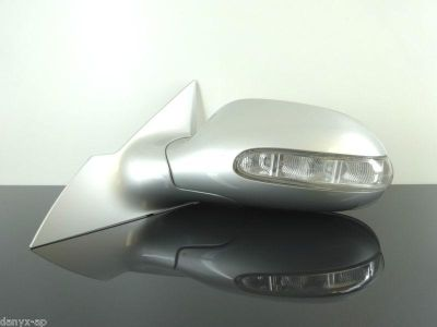 Find DAP W209 MERCEDES 05 CLK320 FRONT LEFT DRIVER SIDE DOOR MIRROR POWER #3 motorcycle in Tampa, Florida, US, for US $225.00