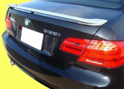 Buy 07-12 BMW 3-Series 2dr Factory Style Spoiler Wing Primer NEW motorcycle in Grand Prairie, Texas, US, for US $85.99