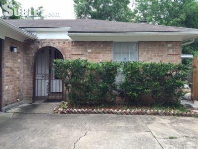 $500 5 single-family home in SW Houston