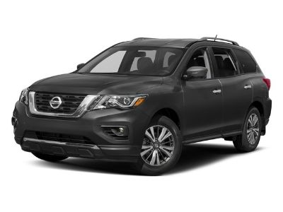2018 Nissan Pathfinder SV (Magnetic Black)