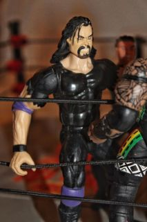 WWF The Undertaker Action Figure