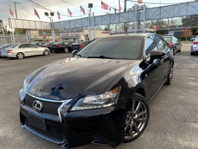 2015 Lexus GS AWD (Obsidian)