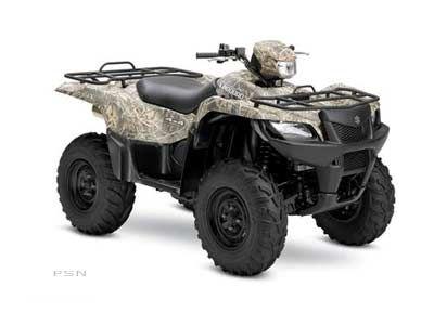 2006 Suzuki KingQuad 700 4x4 Camo Utility ATVs South Haven, MI
