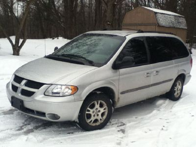 AWD 2002 Dodge Grand Caravan, SNOW,ICE,4x4,All Wheel Drive,4WD