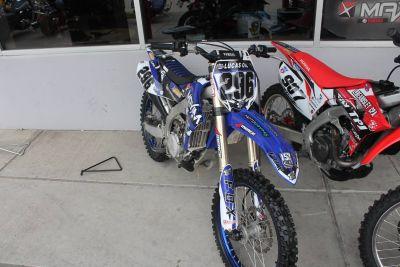 2018 Yamaha YZ450F Motocross Bikes Allen, TX