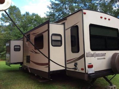 2014 Forest River Windjammer 3029W