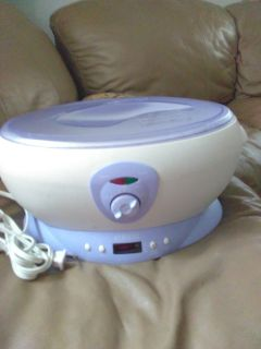 PARASPAMINI PARAFFIN BATH HEAT THERAPY BY HOMEDICS