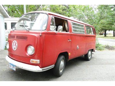 1969 Volkswagen Camper