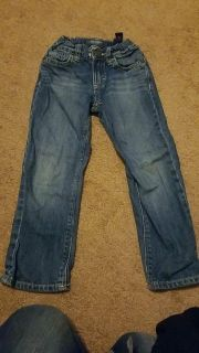 Old Navy straight size 4 boy jeans
