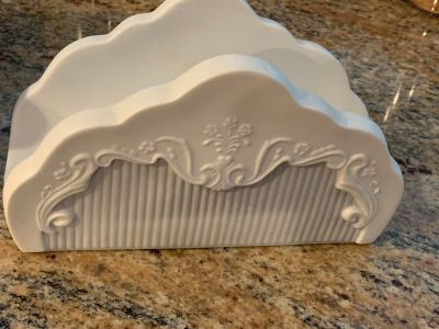 Beautiful Ceramic Napkin Holder