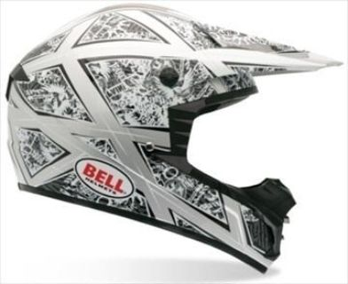 Purchase Bell SX-1 Rocker Black Motocross Helmet Small motorcycle in South Houston, Texas, US, for US $99.94