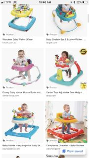 Looking For Baby Walker for BOY