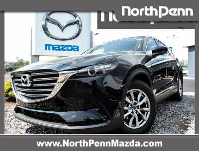2018 Mazda CX-9 Touring (jet black mica)