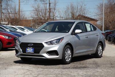 2018 Hyundai Accent SEL (Olympus Silver)